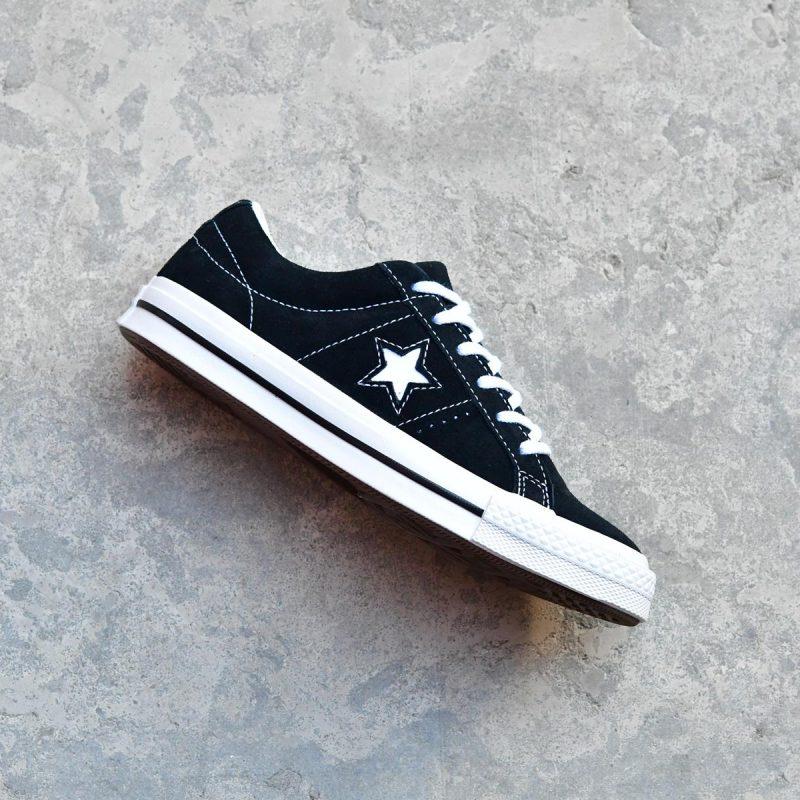 converse sneakers one star ox cuero