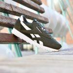 CN5021_amorshoes-Reebok-Classic-Classic-Nylon-junior-verde-oscuro-blanca-Dark-Cypress-White-CN5021
