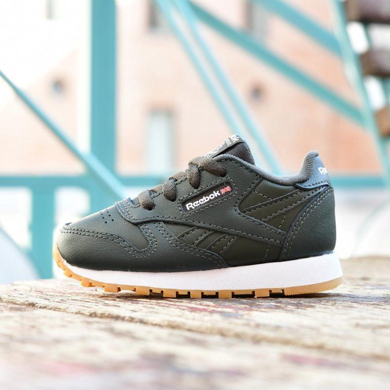649f75d89 CN5615 AmorShoes-Reebok-Classic-Leather-Dark-Cypress-infants-niño-