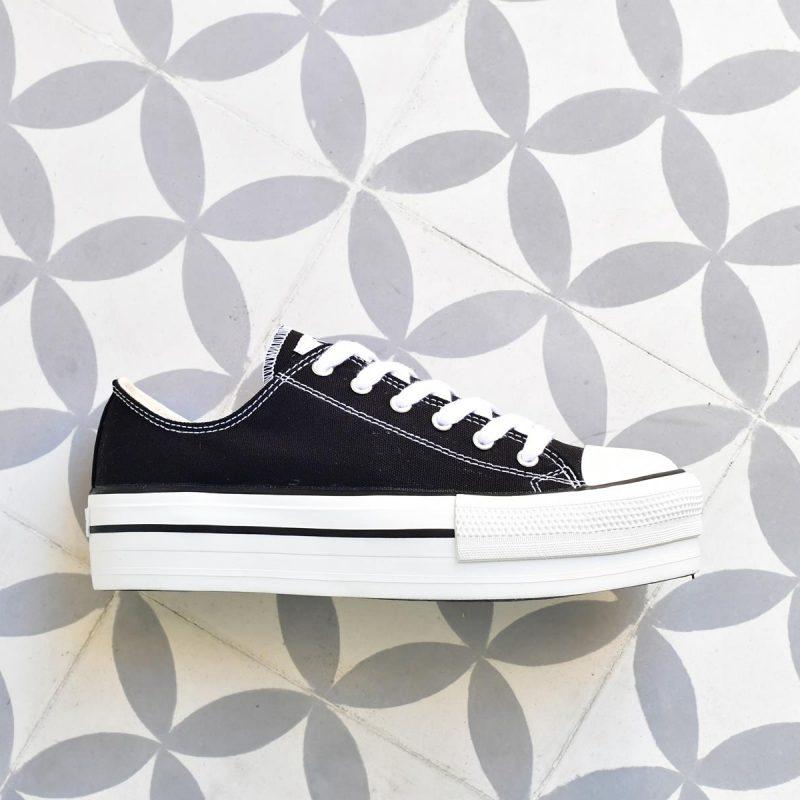 61100-Victoria-shoes-Deportiva-Plataforma-tipo-converse-lona-negra-negro-61100