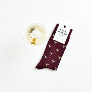 AmorShoes_amorsocks-calcetines-socks-vermu-vermut-blanco-copa-martini-calcetin-burdeos
