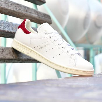 AQ0887_AmorShoes-adidas-Originals-Stan-Smith-Footwear-white-Burgundy-zapatilla-retro-piel-blanca-logo-burdeos-AQ0887