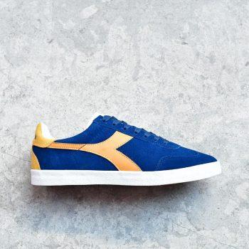 C7340_AmorShoes-Diadora-B-Original-VLZ-suede-Estate-blue-gold-fusion-suede-zapatilla-piel-vuelta-azul-marino-logo-mostaza-C7340