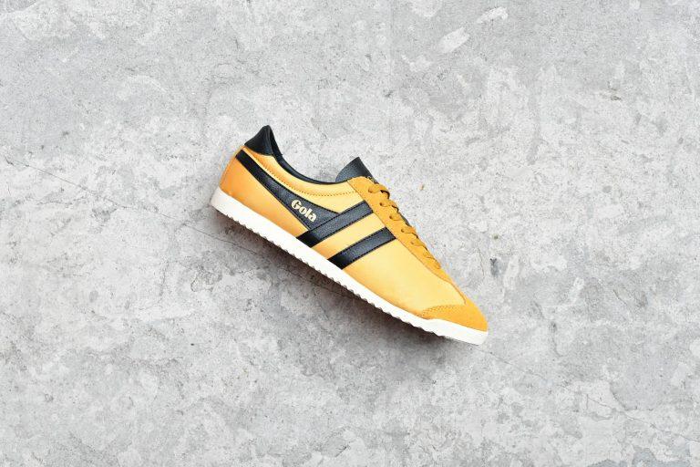CMA100_AmorShoes-Gola-Bullet-Nylon-Sun-Black-zapatilla-nylon-amarillo-piel-vuelta-amarilla-logo-negro-CMA100