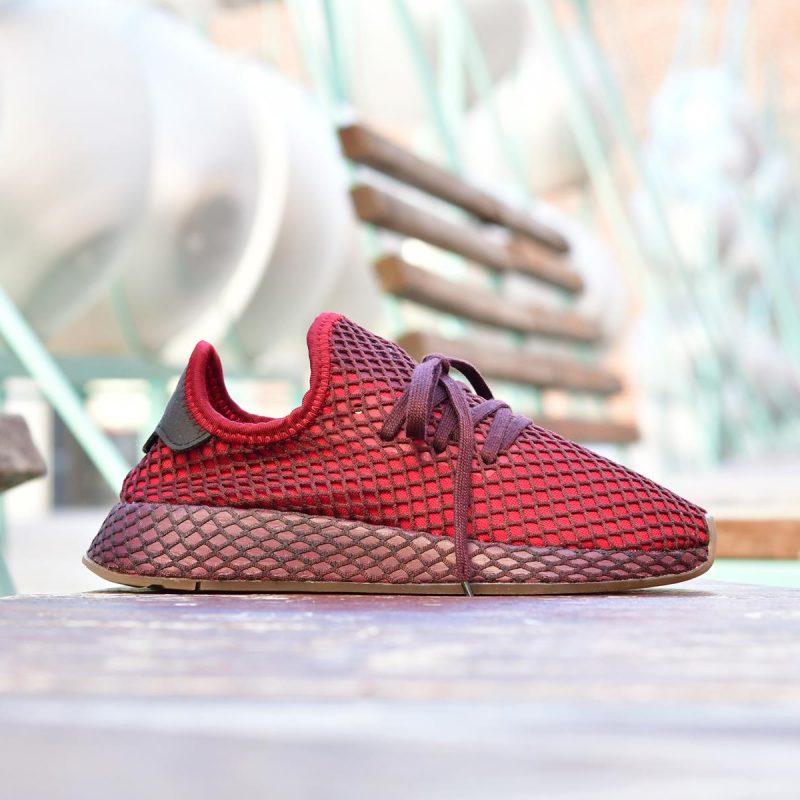 huge discount 37ae0 02c7a B41773AmorShoes-Adidas-Originals-DEERUPT-RUNNER-Burdeos-Collegiate-Burgundy -