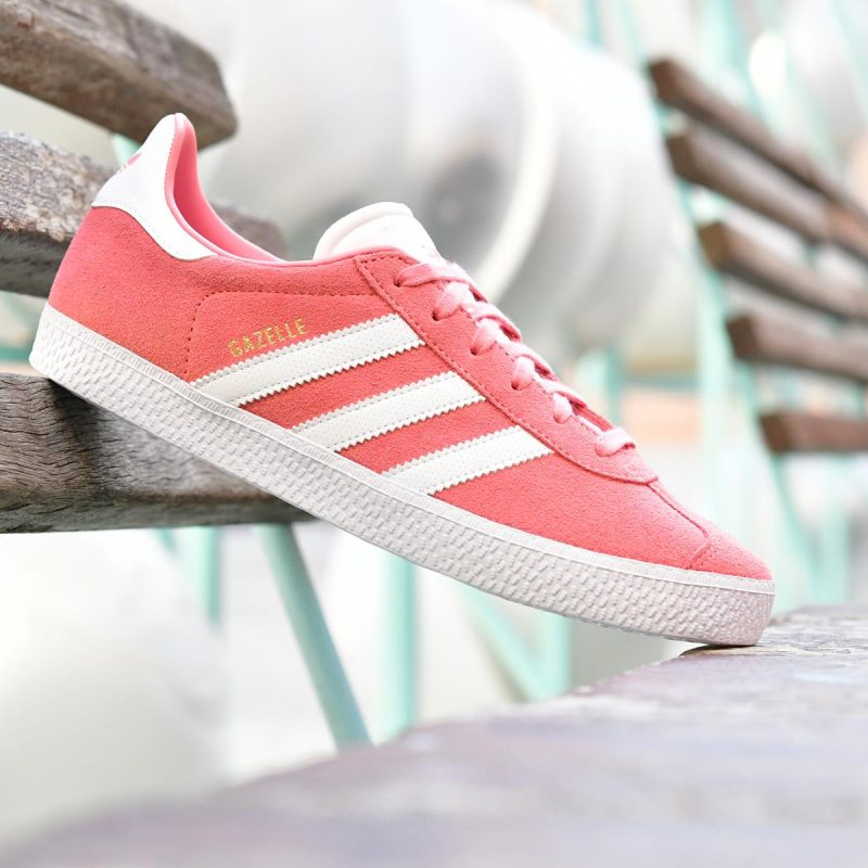 7fdb60a8fe5 CG6699 AmorShoes-adidas-Originals-Gazelle-J-Tactile-Rose-Footwear-