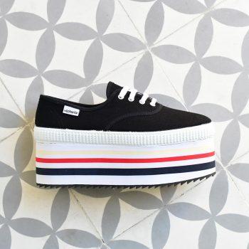 139100_AmorShoes-Victoria-plataforma-1915-maxi-suela-eva-dentada-lona-negra-negro-139100
