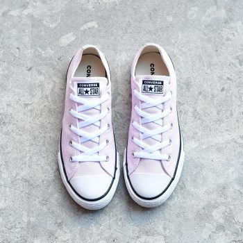 664560C_AmorShoes-Converse-Chuck-Taylor-All-Star-OX-Pink-Foam-Natural-White-Lona-algodon-color-Rosa-Claro-rosa-palo-blanco-cordones-664560C