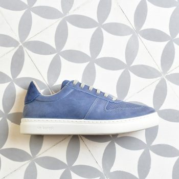 NL-02-36_AmorShoes-barqet-norma-navy-leather-zapatilla-azul-marino-piel-perforada-unisex- NL-02-36