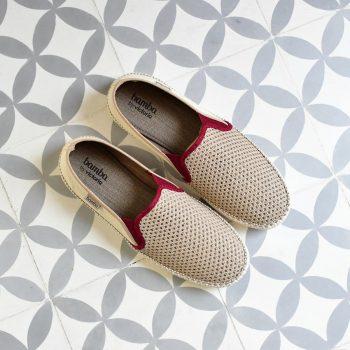 200130_AmorShoes-Bamba-by-Victoria-200130-Taupe-zapatilla-rejilla-elasticos-algodon-color-topo-200130