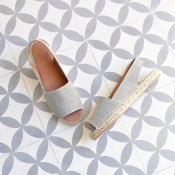 Sandalia Polka Shoes 409p Esparto Chica