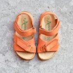 3502_AmorShoes-Auntenti-by-Penta-sandalia-bio-para-niños-de-piel-premium-velcro-color-naranja-3502