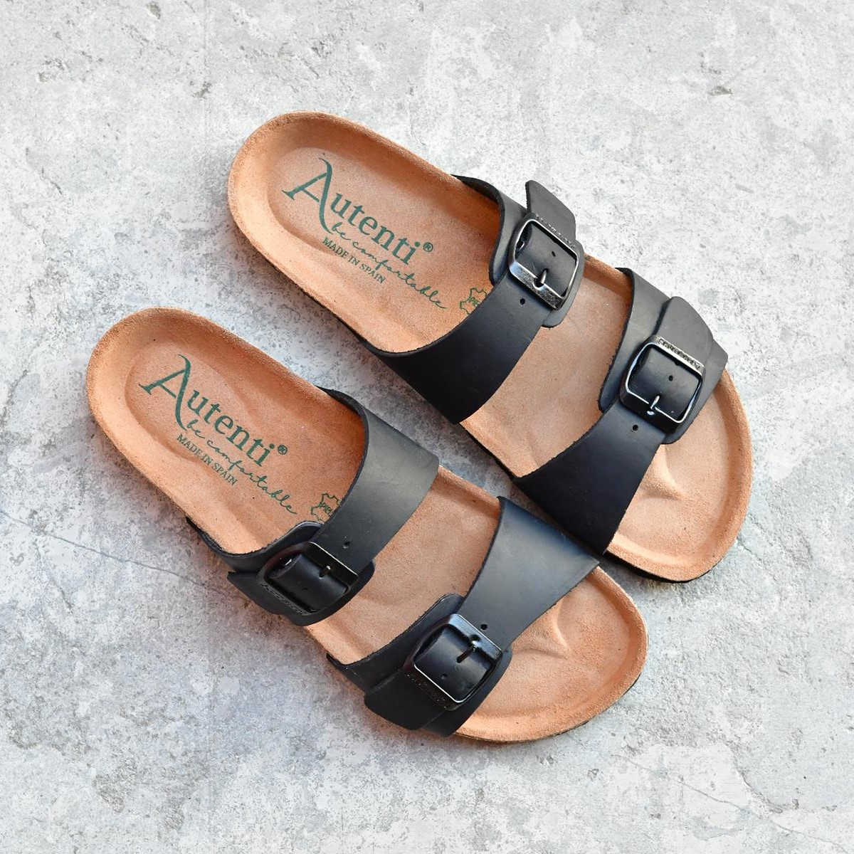 7112_AmorShoes-Auntenti-by-Penta-sandalia-bio-dos-tiras-con-hebilla-para-mujer-chicas-de-piel-premium-color-negro-7112-home