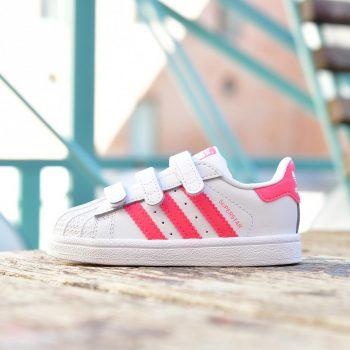 CG6638_AmorShoes-Adidas-Originals-Superstar-CF-I-Cloud-White-Real-Pink-zapatilla-velcro-piel-niña-Blanca-rayas-rosa-CG6638
