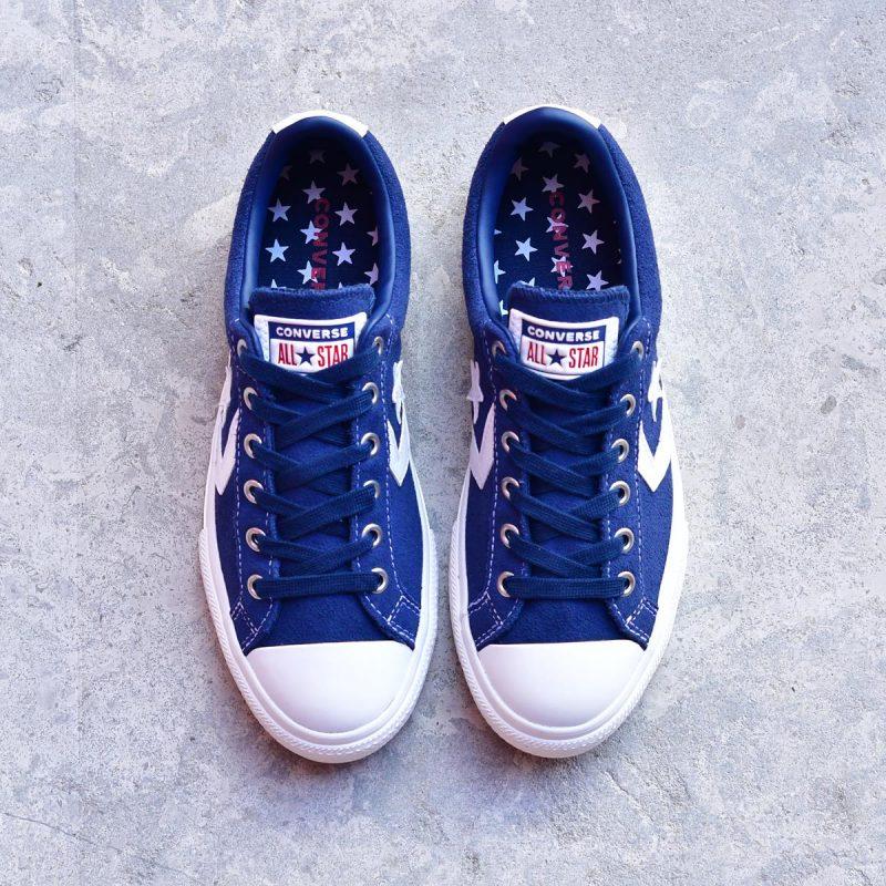 665873C_AmorShoes-Converse-Star-Player-Ev-Ox-suede-midnight-navy-white-laces-zapatilla-piel-vuelta-azul-marino-cordones-puntera-goma-65873C-2