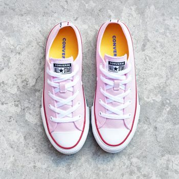 converse all star rosa chicas junior