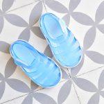 Cangrejera Igor Star Traslúcido Celeste S10171-023 IgorShoes Azul Celeste