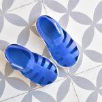 Cangrejera Igor Star Traslúcido Marino S10171-023 IgorShoes Azul Marino