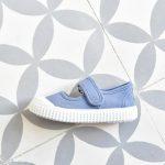 Sandalia Merceditas Victoria 36605 Azul