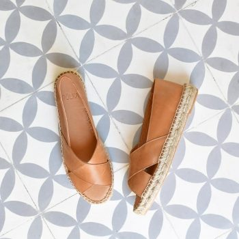 Sandalia Yute Cruzada Pölka Shoes Spes Cuero 480p