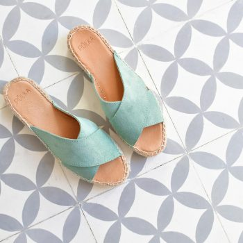 Sandalia Yute Serraje Pölka Shoes Kas Agua