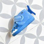 Botita Para Casa Victoria 05119 Azul Tiburones
