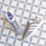 Adidas Gazelle Gris Intermedio
