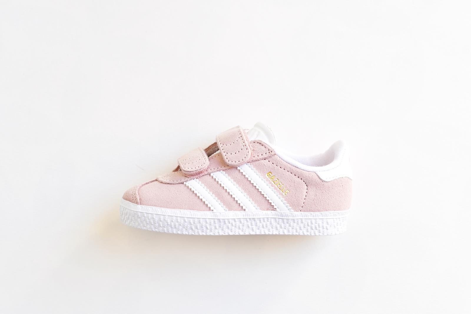 adidas gazelle rosa velcro ah2229