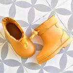 Bota de agua Igor Shoes Bimbi Mostaza