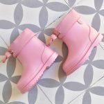 bota de agua igorshoes bimbi rosa