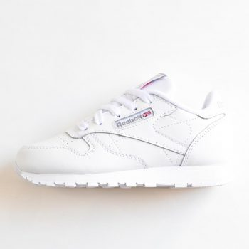 reebok classic leather blanca cordones 50172