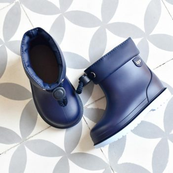 Bota de agua Igor Shoes Bimbi Bicolor Marino