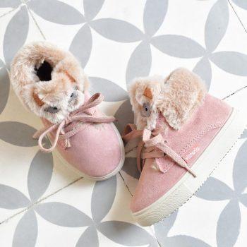 Botita Pelo Victoria 250154 Animales Ballet
