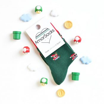 AmorSocks Mario Noel Kids