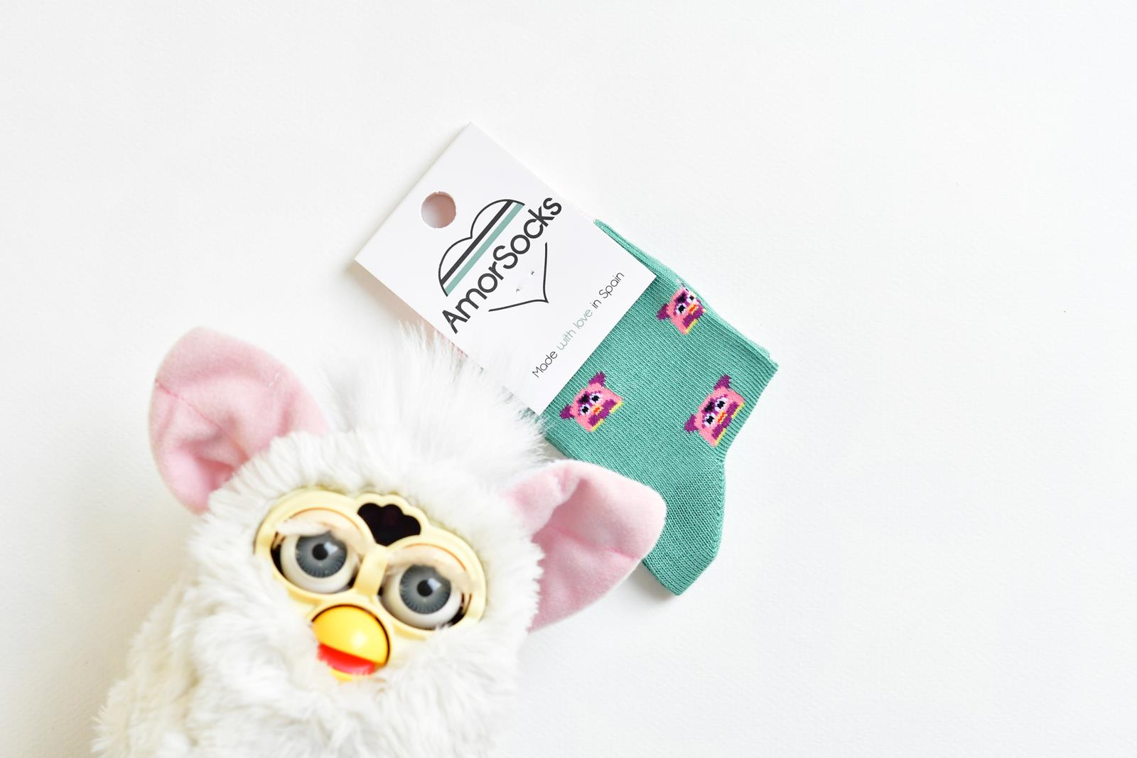 AmorSocks Furby Kids