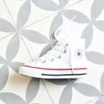 Converse Chuck Taylor All Star Bota Blanca Kids