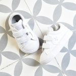 Converse Star Player All Star Velcro Piel Kids