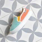 Zapatilla Slip-On Victoria 250162 Mint Kids
