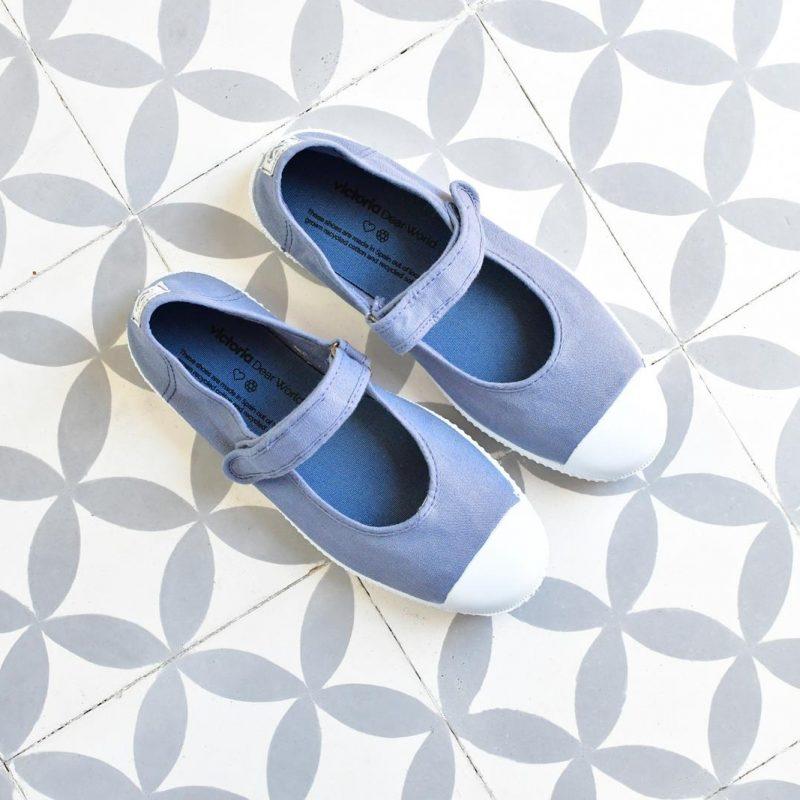 Mercedes Victoria Puntera 168110 Azul