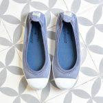 Mercedes Elástica Victoria Puntera 168111 Azul