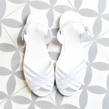 Sandalia IgorShoes Ibiza Blanco