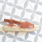 Sandalia Yute Cruzada PölkaShoes Hermes Setter